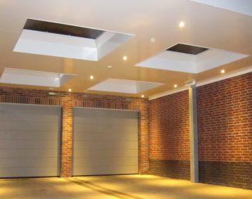nieuwbouw garage carport
